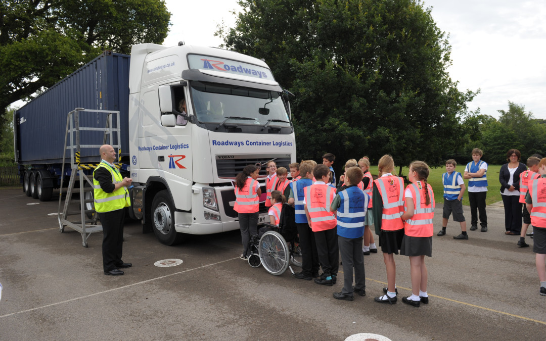 Pier Launches Roadways' New Road Safety Campaign