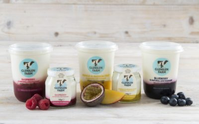 Glenilen Farm picks Pier to handle UK PR for yoghurts