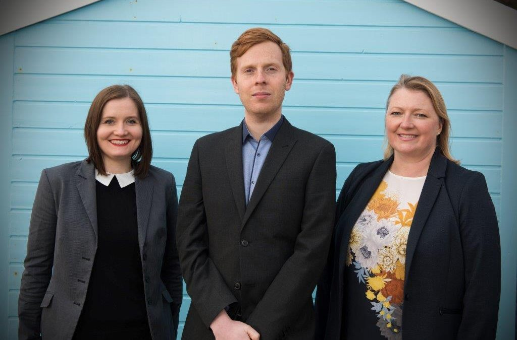 Pier expands expertise with three new hires