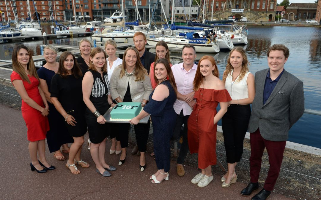 Pier PR & Marketing marks its 10th year of successful business
