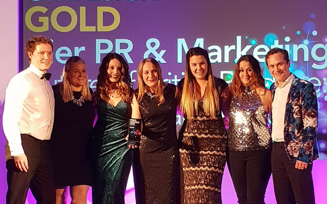 Pier PR & Marketing and East of England Co-op Win Big at CIPR PRide Awards