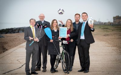 Suffolk PR & Communications Agency is First to Achieve County's Healthy Workplace Award